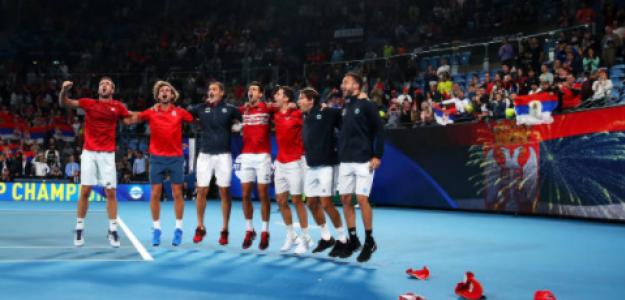 La ATP Cup aún tiene posibilidades de disputarse. Fuente: Getty