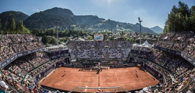 Pista Central del ATP 250 Kitzbühel. Foto: generaliopen