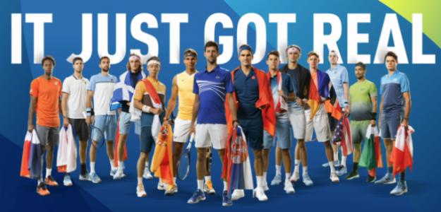 Alineación de la ATP Cup 2020. Fuente: ATP