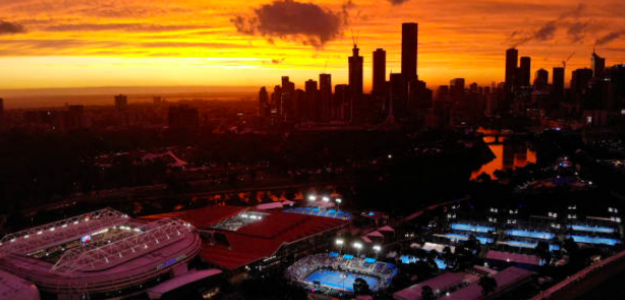 Melbourne Park. Fuente: Getty