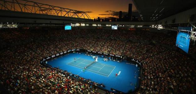 Open de Australia repite como torneo con más espectadores.