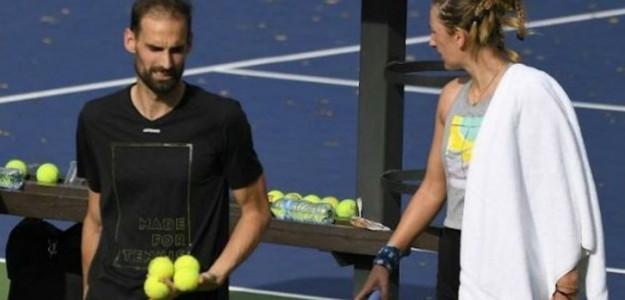 Azarenka en el WTA Championships. Foto: lainformacion.com