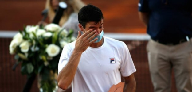 Facundo Bagnis. Foto: Getty Images
