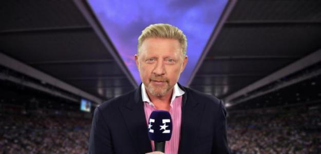 Boris Becker. Foto: Eurosport