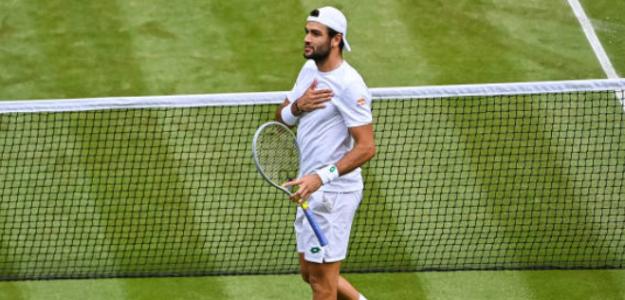 """Wilander: """"Estoy seguro de que Berrettini ganará un Grand Slam"""""""