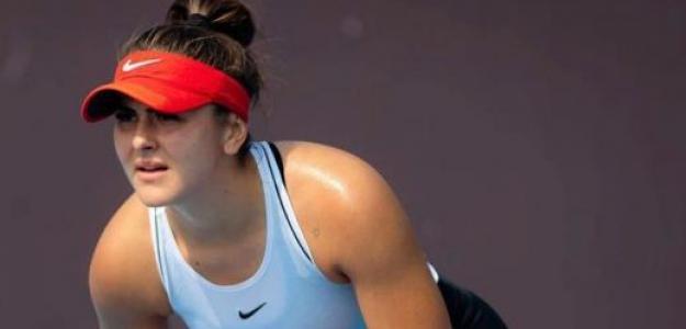 Bianca Andreescu. Foto: Getty