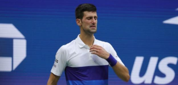 Novak Djokovic, final del Big 3. Foto: gettyimages