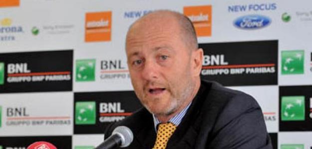 Angelo Binaghi. Foto: Getty