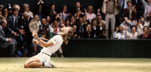 Björn Borg, trayectoria en Wimbledon. Foto: gettyimages