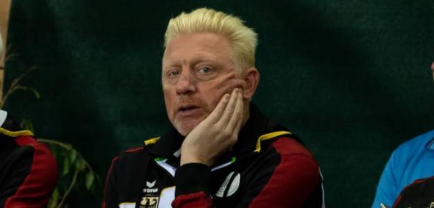 Boris Becker. Foto: Getty Images