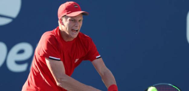 """Brooksby, de cara al partido ante Djokovic: """"Creo en mí mismo"""""""