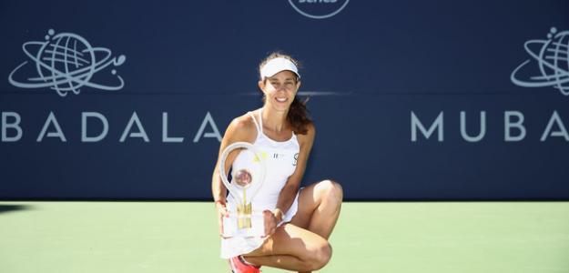 Buzarnescu ganó el título en San José. Foto: Zimbio