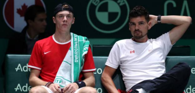 Canadá se muestra irónica ante los horarios nocturnos en la nueva Copa Davis