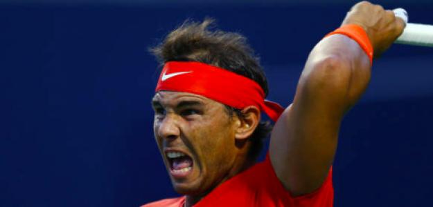 Rafa Nadal avanza a su cuarta final en Canadá. Fuente: Getty