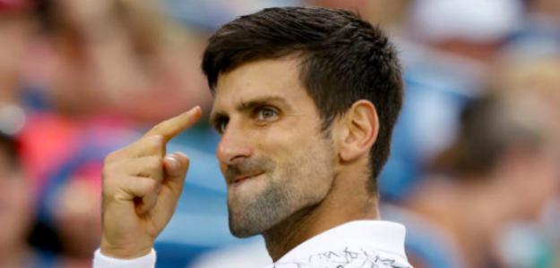 Novak Djokovic está en la final de Cincinnati. Fuente: Getty