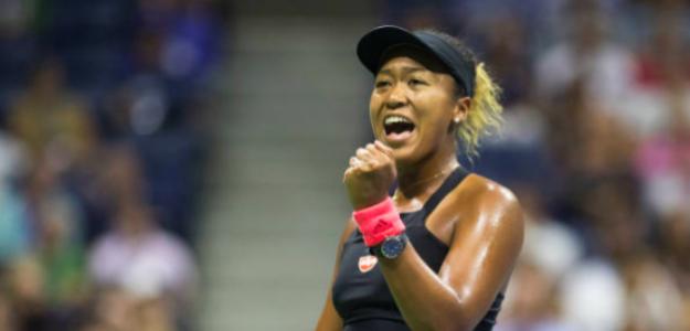 Naomi Osaka, la última campeona de Grand Slam. Fuente: Getty
