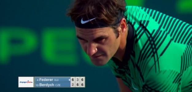 Roger Federer. Foto: ESPN