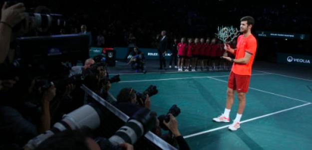 Karen Khachanov, el último campeón de Masters 1000