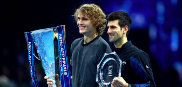 Campeón y subcampeón en Londres. Fuente: Getty
