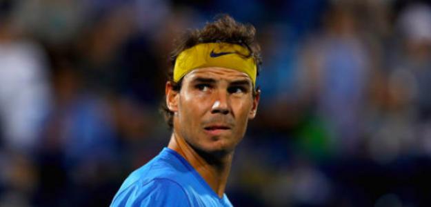 Rafa Nadal buscará ganar ritmo en Brisbane. Fuente: Getty