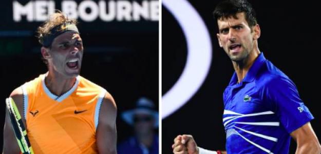 Los dos mejores se verán las caras en la final. Fuente: Getty