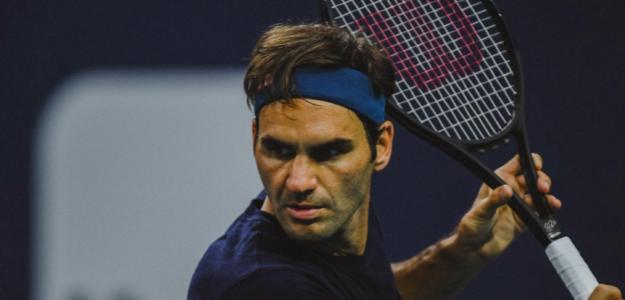 Roger Federer. Foto: Miami