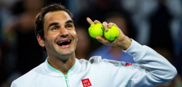 Otra jornada feliz para Roger Federer. Fuente: Getty