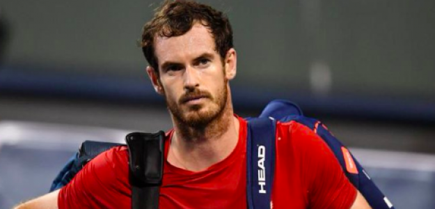 Andy Murray. Foto: Getty