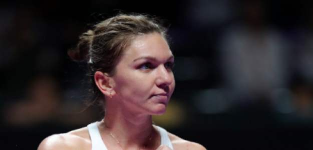 Simona Halep. Foto: WTA