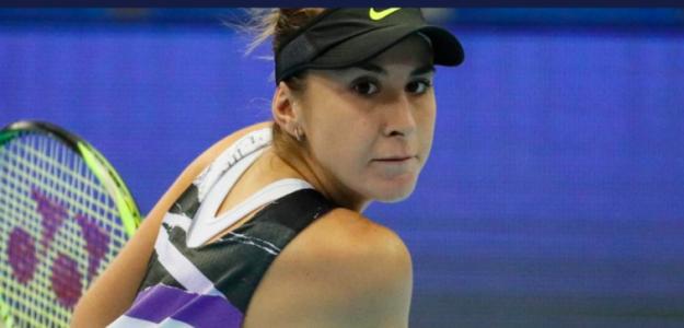 Belinda Bencic. Foto: WTA
