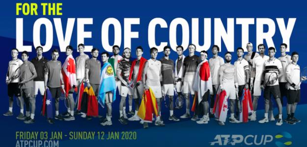ATP Cup 2020. Foto: ATP