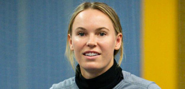 Caroline Wozniacki. Fuente: Niels Christian Vilmann / Ritzau Scanpix