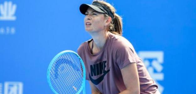 Maria Sharapova. Foto: Getty
