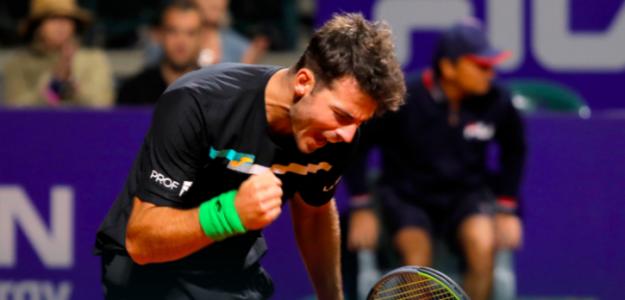 Juan Igancio Londero. Foto: Argentina Open