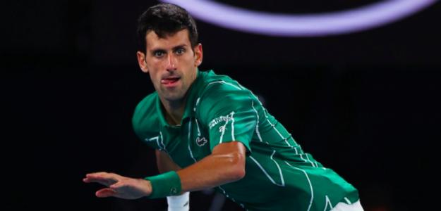 Novak Djokovic. Foto: Getty