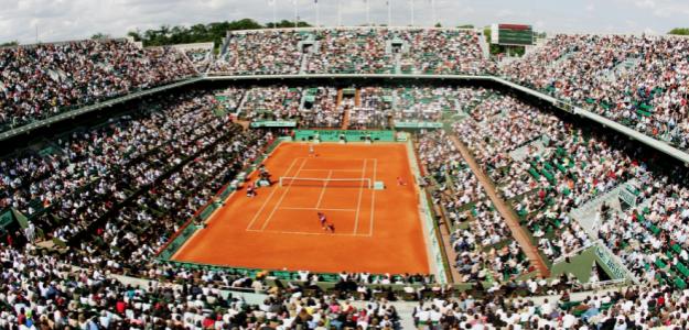 Roland Garros. Foto: ATP