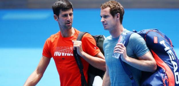 Djokovic y Murray