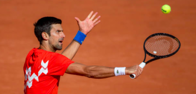 Novak Djokovic Las Nuevas Pelotas Son Mas Pesadas Puntodebreak