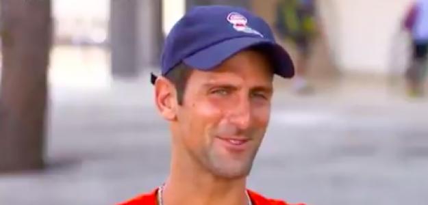 Novak Djokovic confesó qué golpe robaría. Fuente: TennisTV