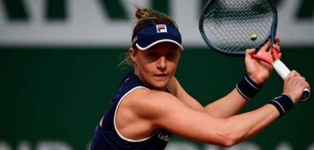 Nadia Podoroska. Foto: WTA