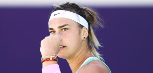 Aryna Sabalenka. Foto: WTA