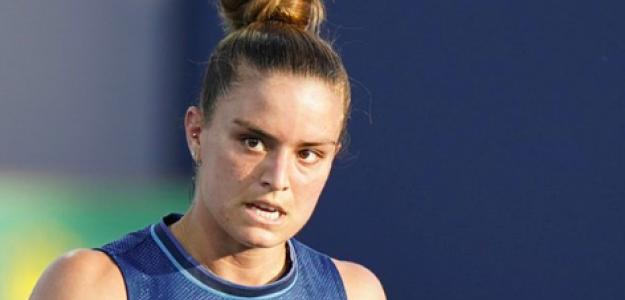 Maria Sakkari. Foto: WTA