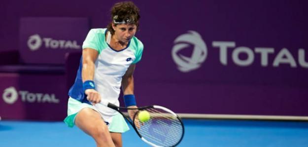 Carla Suárez. Foto: Getty Images