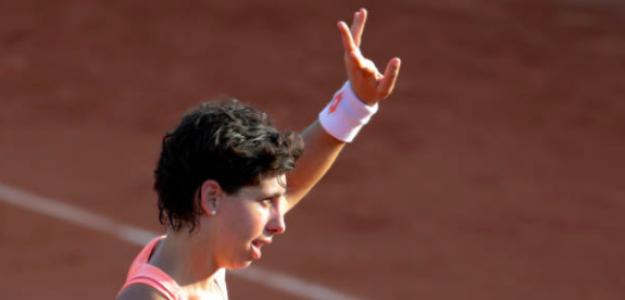 Carla Suárez está de vuelta en Roland Garros. Fuente: Getty