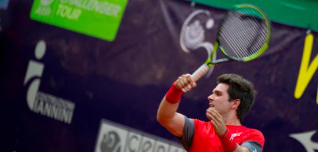 Carlos Boluda se retira del tenis. Fuente: Getty