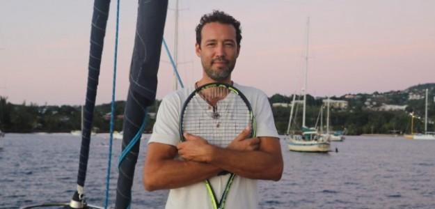 Carlos Cuadrado, campeón de Roland Garros Junior 2001. Fuente. Carlos Cuadrado