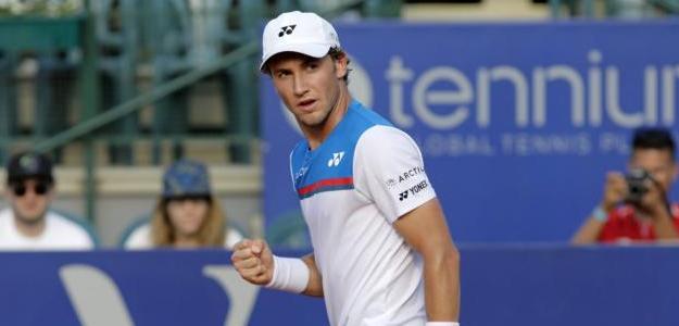 Ruud desea terminar esta temporada en el Top-30. Foto: Argentina Open / Sergio Llamera