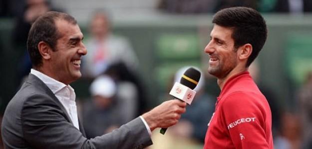 Pioline habló sobre Djokovic. Foto: Getty