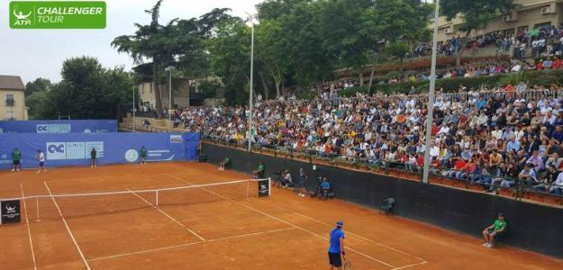 Vuelve el Challenger Tour. Foto: ATP