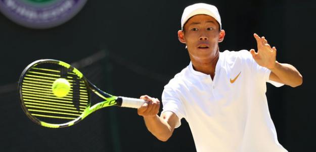 Chung Hsin Tseng, campeón junior 2018. Foto: zimbio